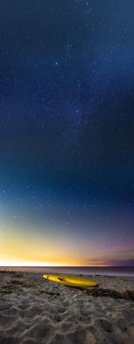 Kayak-Night-Landscape-Photography-Milky-Way